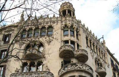 Barcelona Casa Lleo Morera