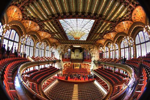 Barcelona Palau de la Música Catalana
