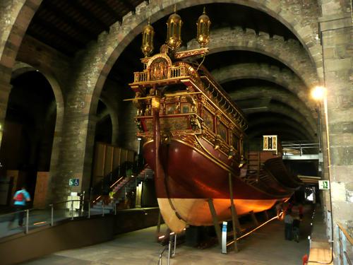Museo Maritimo Barcelona