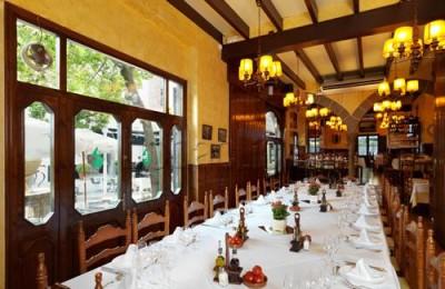 Restaurante Font de Prades