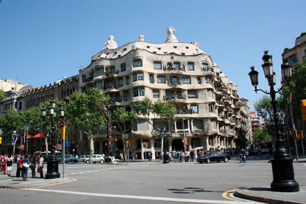 La Pedrera - Gaudi