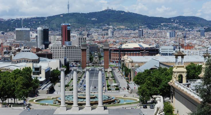 Panoramica Barcelona - Barcelonacat