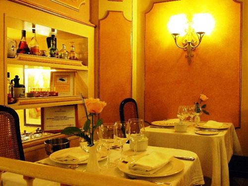Restaurante Bistrot Barcelona