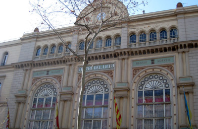 Teatro Liceo Barcelona