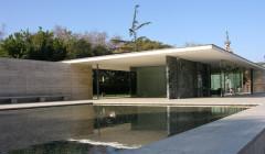 Pabellón Mies Van der Rohe