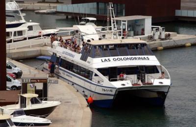 Barco Las Golondrinas - Barcelona