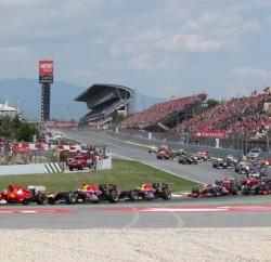 Formula 1 Montmelo