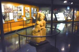 Interior Museo Historia Cataluña