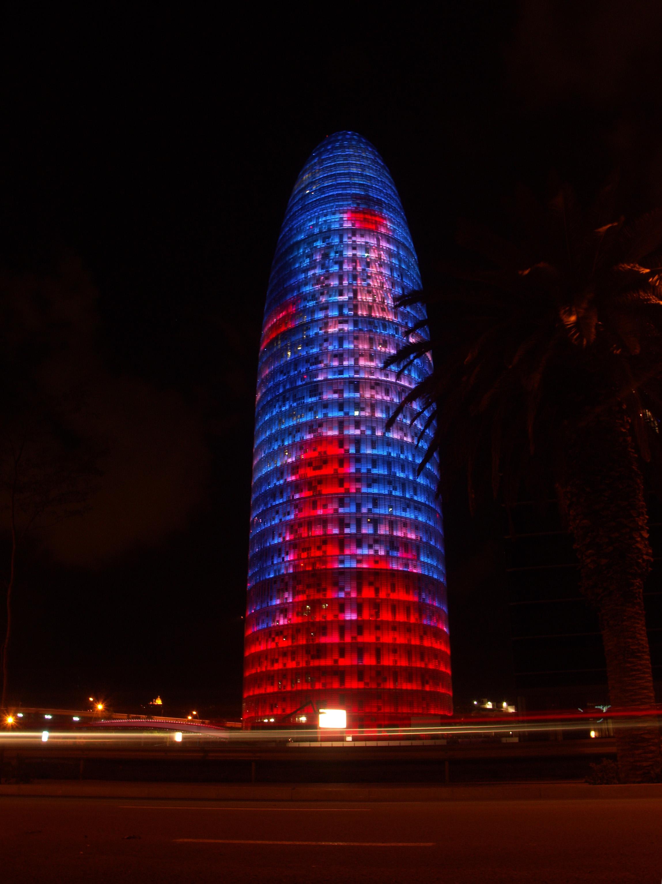 Torre Agbar | Guía de Barcelona
